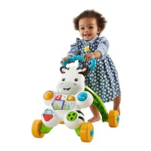 Fisher -Price Learn with Me Zebra Walker