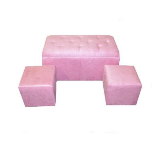 ORE International HB Pink Bench