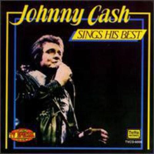Johnny Cash Sings His Best