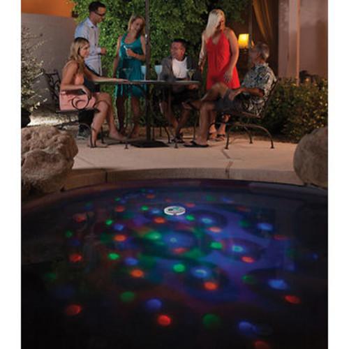 Blue Wave Solar Underwater Light Show