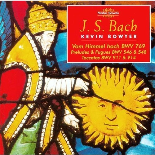 Bach: The Works for Organ, Vol. 11