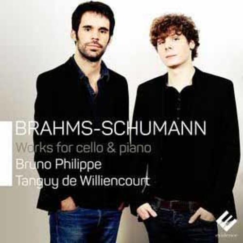 Cello Sonatas Opp. 38 & 99 [Audio CD]