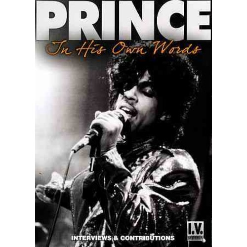 Prince: In His Own Words (DVD) [Prince: In His Own Words DVD]