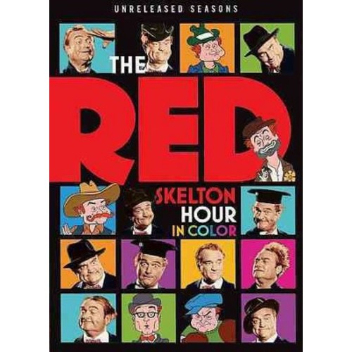 Red Skelton Hour In Colo Tmel32188Dvd/Tv Shows /