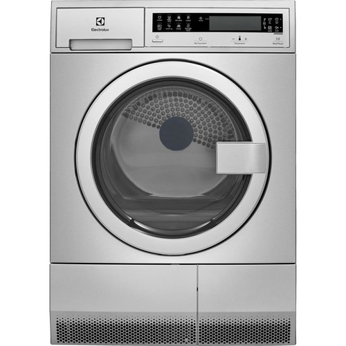 Electrolux IQ-Touch 24 in. 4.0 cu. ft. Electric Dryer in Stainless Steel