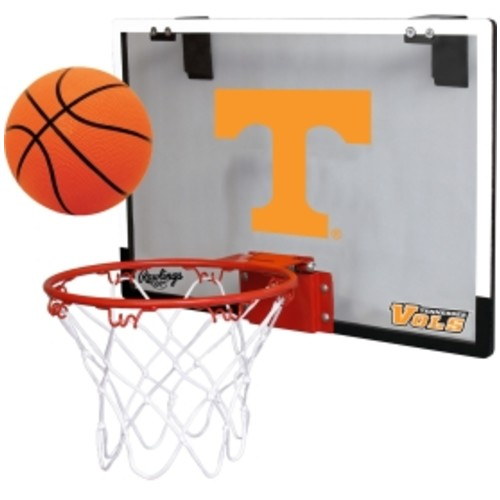 Rawlings Tennessee Volunteers Game On Backboard Hoop Set