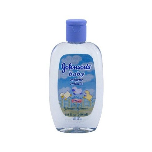 Johnsons Baby Cologne 6.6 Ounce (195ml) (3 Pack)