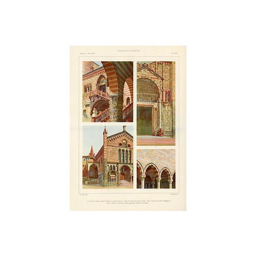 Verona, Architectural Details