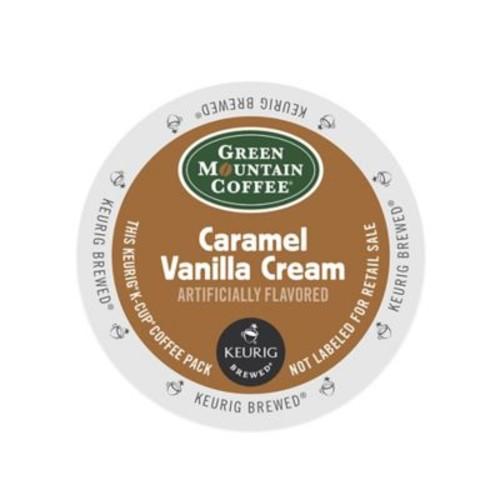 Keurig K-Cup Pack 48-Count Green Mountain Coffee Caramel Vanilla Cream Coffee