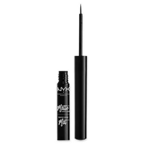 NYX Professional Makeup .06 fl. oz. Matte Liquid Liner in Black