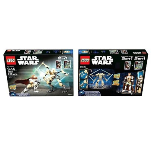 LEGO Star Wars Constraction Battle Pack 66535