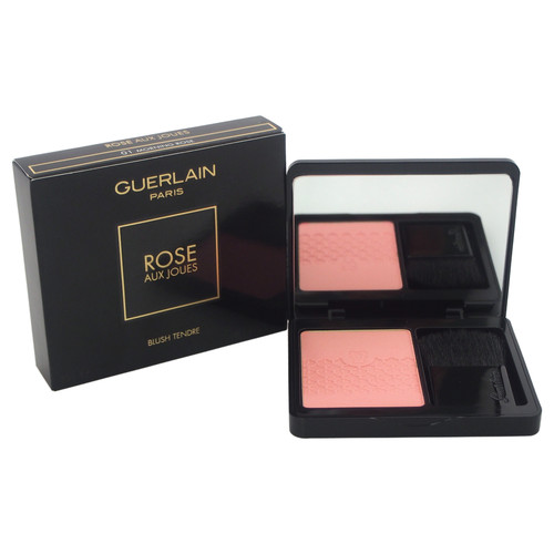 Guerlain Rose Aux Joues Tender Blush - by for Women - 0.22 oz Blush