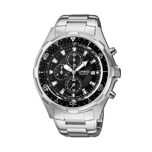 Casio Men's Stainless Steel Chronograph Watch - AMW330D-1AV