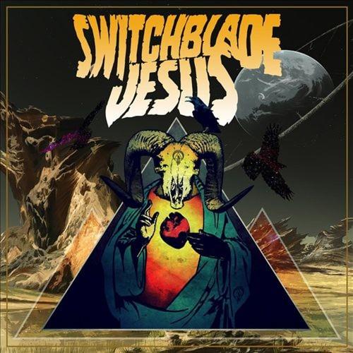 Switchblade Jesus [CD]