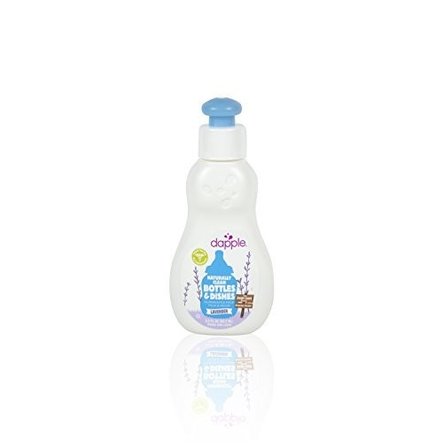 Dapple Baby Bottle and Dish Liquid, Lavender, Travel Size, 3 Fluid Ounce: Health & Personal Care [1, 3]