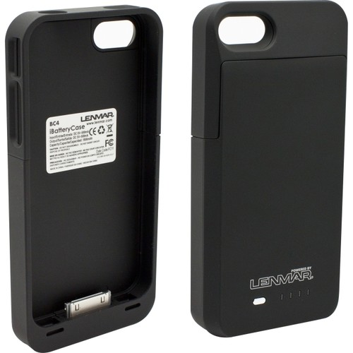 Lenmar BC4 - External Protective Extended Battery Case for iPhone 4 / iPhone 4s