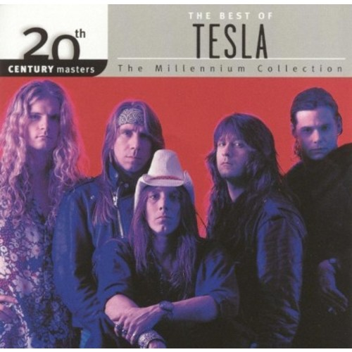 20th Century Masters: The Millennium Collection: Best of Tesla [CD] [PA]