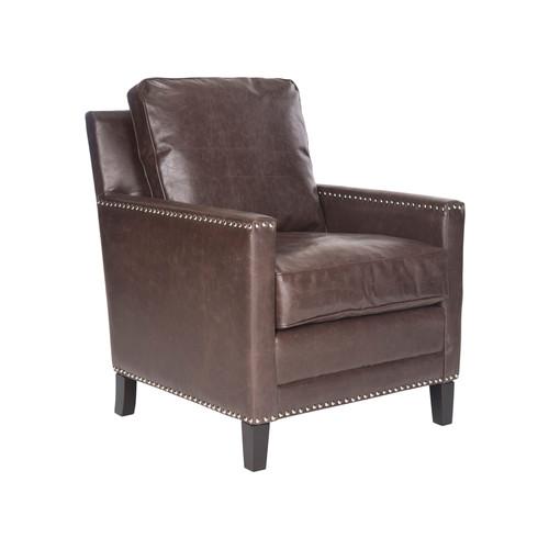 Buckler Club Chair by Safavieh