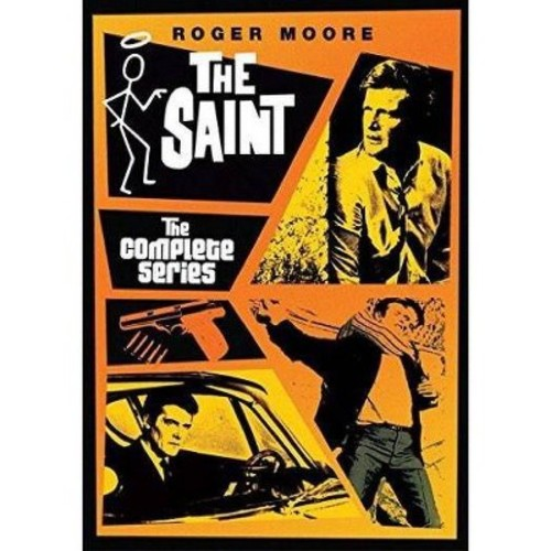 The Saint: The Complete Series (Full Frame)