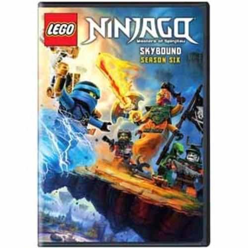 Lego Ninjago: Masters Spinjitzu - Season 6 [DVD]