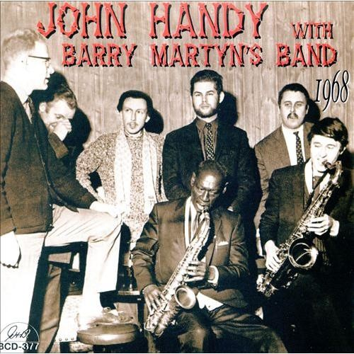 With Barry Martyn's Band [CD]