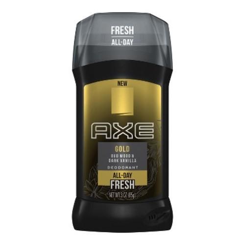 Axe Oud Wood + Dark Vanilla Deodorant - 3.0oz