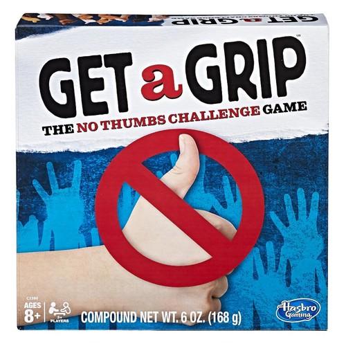Get a Grip Challenge Game