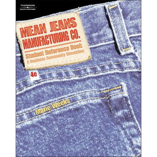 Mean Jeans Manufacturing Co. / Edition 4
