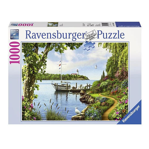 Ravensburger Jigsaw Puzzle 1000-Piece - Boat Days
