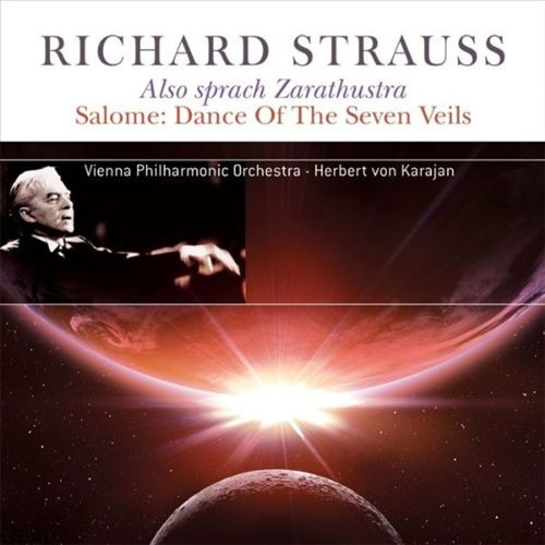 Richard Strauss: Also sprach Zarathustra; Salome - Dance of the Seven Veils [LP] - VINYL