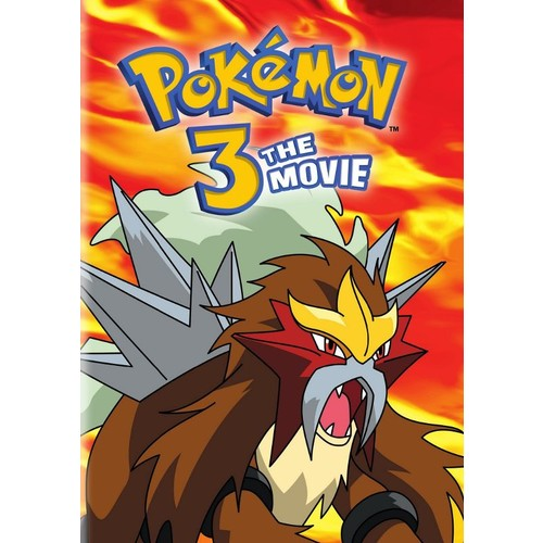 Pokemon the Movie 3: Spell of the Unown [DVD] [2001]
