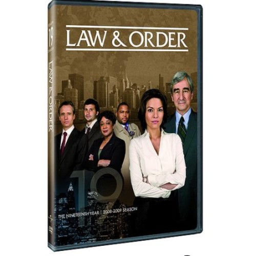 Law & Order: The Nineteenth Year [5 Discs]