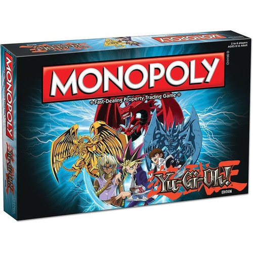 Yu-Gi-Oh! Collector's Edition Monopoly Board Game