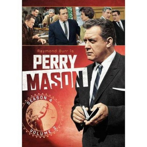 Perry mason:Fourth season vol 2 (DVD)