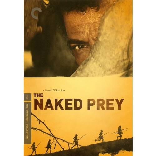 The Naked Prey [Criterion Collection] [DVD] [1966]