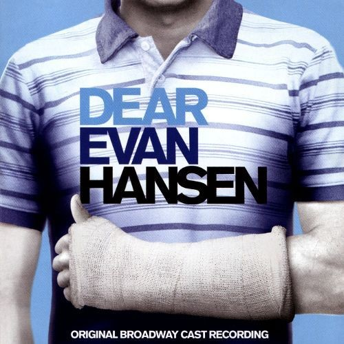 Dear Evan Hansen [Original Broadway Cast Recording] [CD]