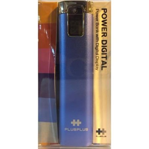 Sanho PlusPlus 3000mAh PowerDigital for USB Devices, Blue PPD3000BLUE