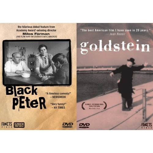 First Films: Forman/Kaufman - Black Peter/Goldstein