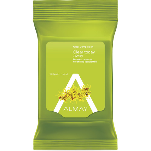Almay Clear Complexion Makeup Remover Face Towelettes
