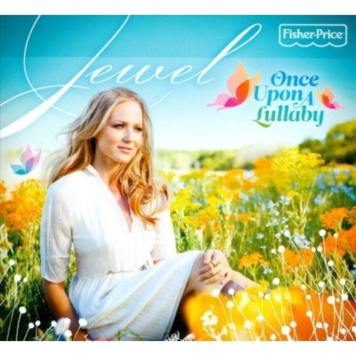 Once Upon a Lullaby [CD]