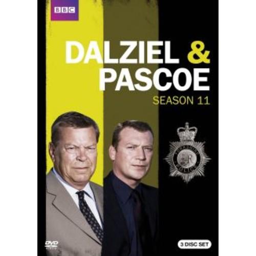 Dalziel & Pascoe: Season 11 [3 Discs] [DVD]