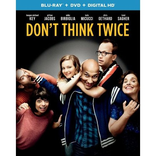 Don't Think Twice [Includes Digital Copy] [UltraViolet] [Blu-ray/DVD] [2 Discs] [2016]