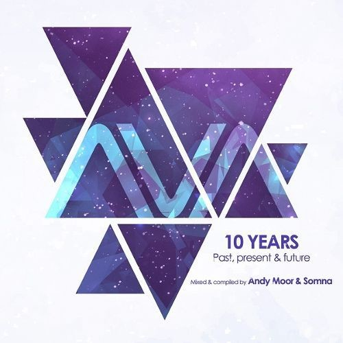 AVA 10 Years: Past, Present & Future [CD]