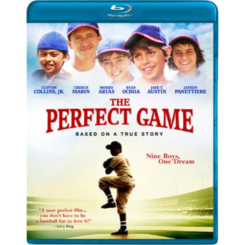 Clifton Collins; Moises Arias; William Dear The Perfect Game (Other)