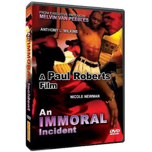 An Immoral Incident [DVD] [2012]