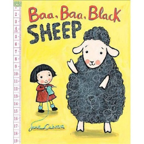 Baa, Baa, Black Sheep (Reprint) (Paperback) (Jane Cabrera)