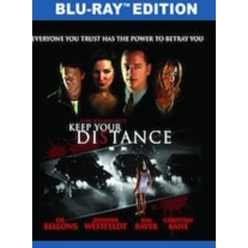 Keep Your Distance (Blu-ray Disc)