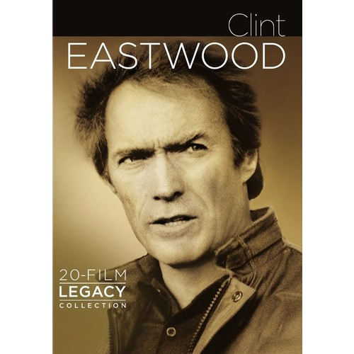 The Clint Eastwood Legacy Collection [20 Discs] [DVD]