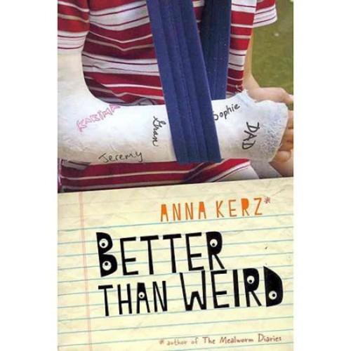 Better Than Weird (Paperback)