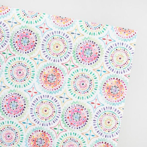 Pastel Ziba Wrapping Paper Roll